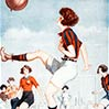 1920s and 1930s Football