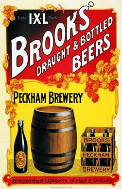 Brooks Peckham Brewery, 1905