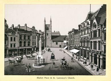 Market Place, Reading