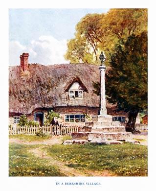 A Berkshire Village