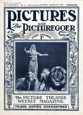 Pictures & The Picturegoer, Mar 1914
