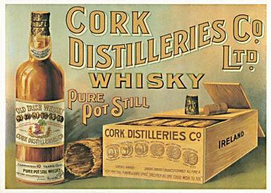 Cork Distilleries Whisky
