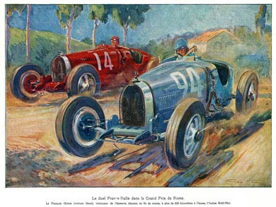 Rome Grand Prix, 1928