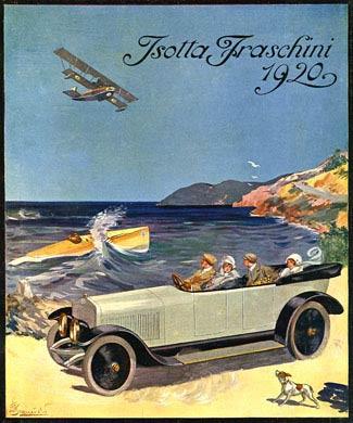 Isotta Fraschini 1920