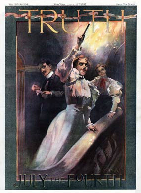 July The Fourth, Truth 1897