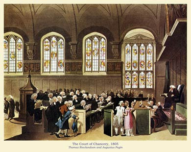 Court of Chancery, 1805