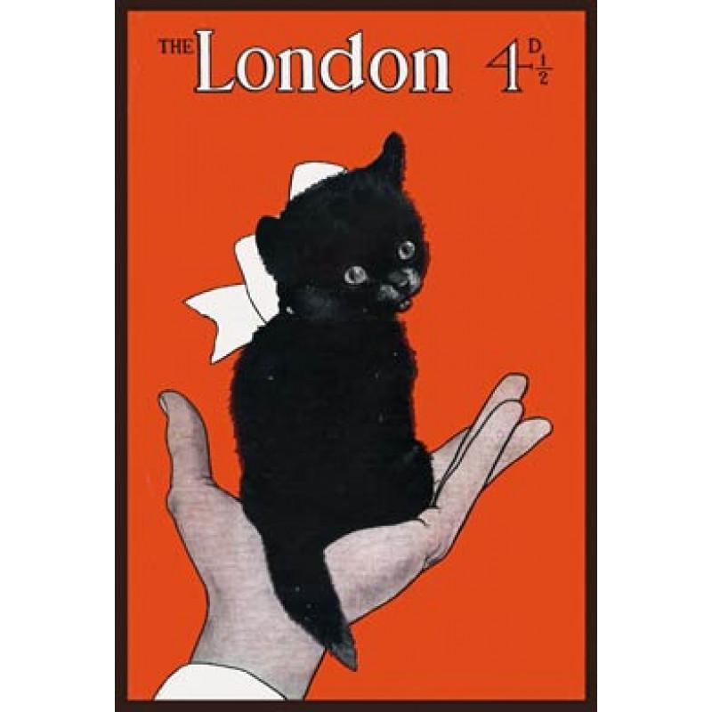London Magazine Cover