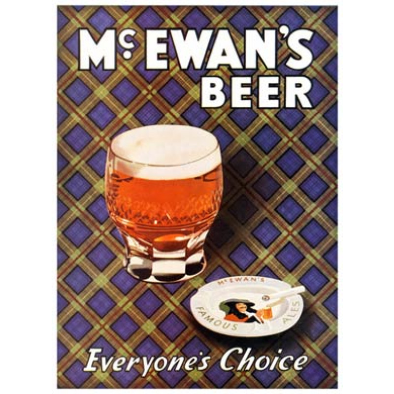 McEwans Beer, Everyones Choice