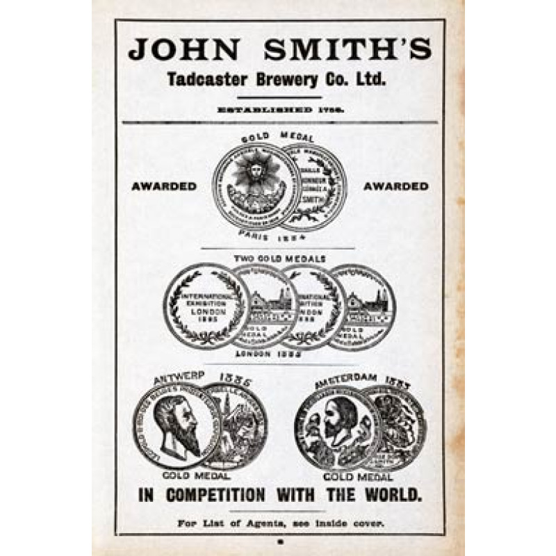 John Smiths, In Competition With The World