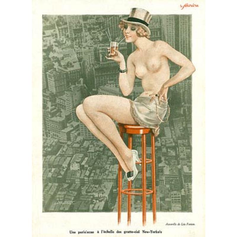 Une Parisienne a New York, 1927