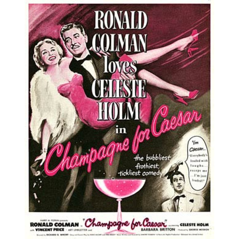 Champagne For Caesar, 1950