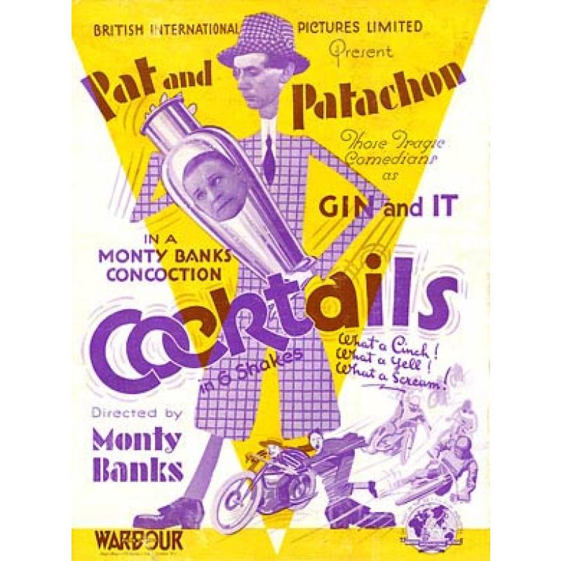 Cocktails, 1928