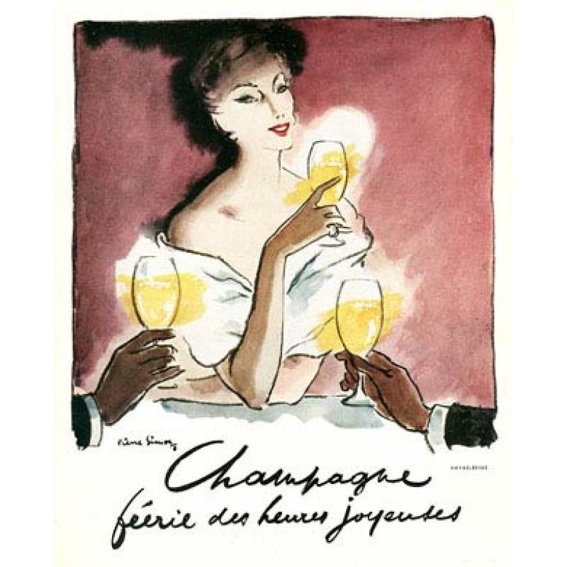 Champagne, Heures Joyeuses