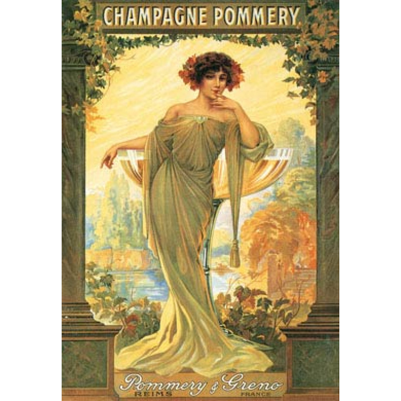 Champagne Pommery, 1902