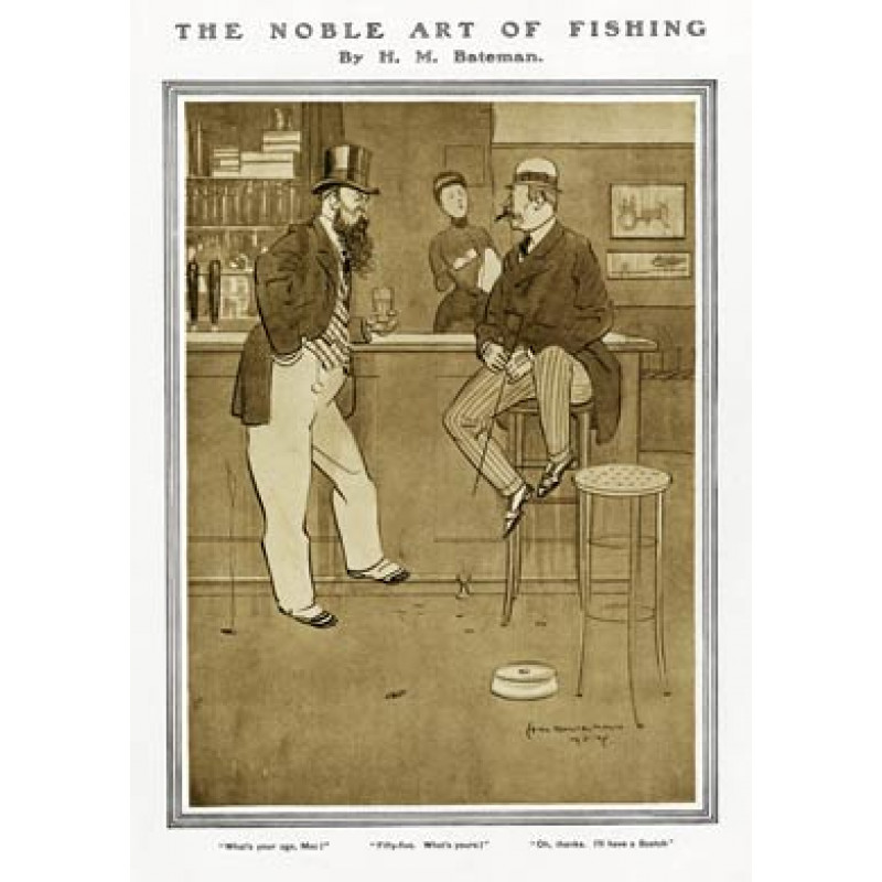 Noble Art Of Fishing