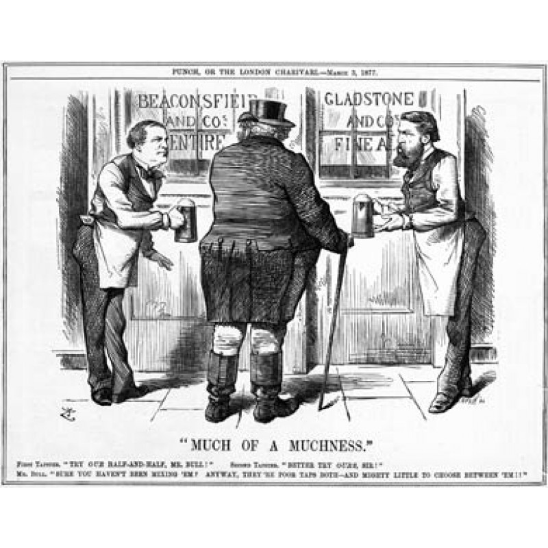 Disraeli & Gladstone