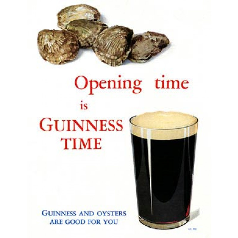 Guinness, Opening Time, 1930
