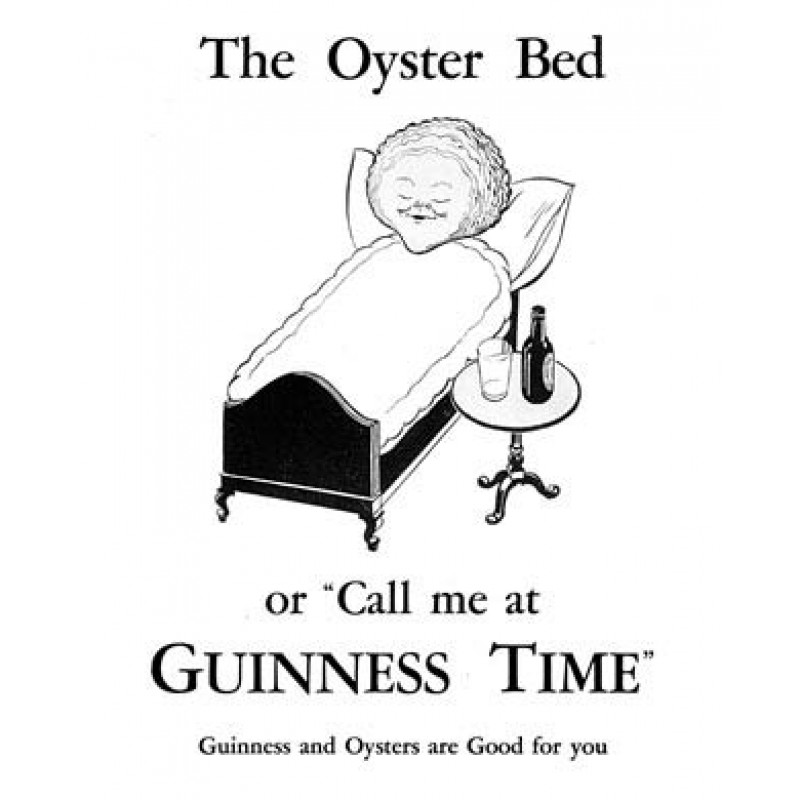 Guinness, Oyster Bed, 1932