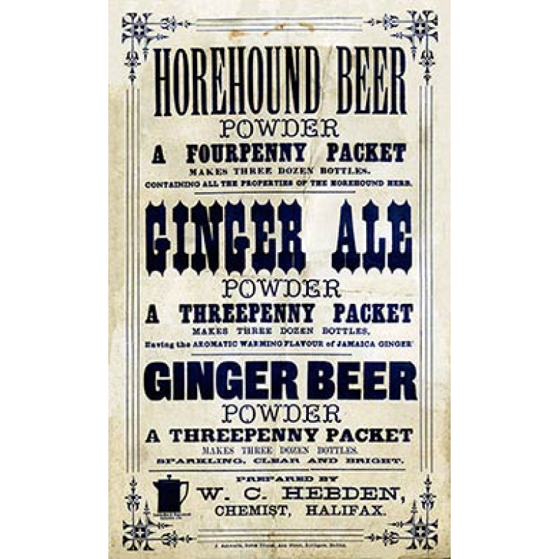 Horehound Beer