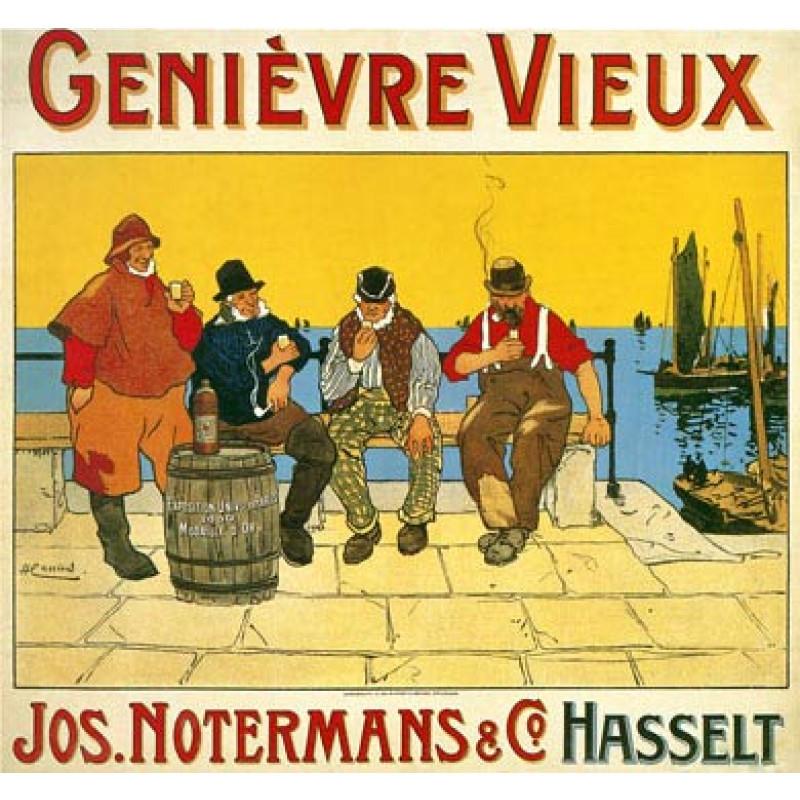 Notermans, Old Geneva Gin
