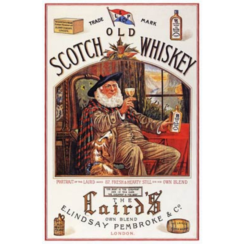 Laird Scotch Whiskey