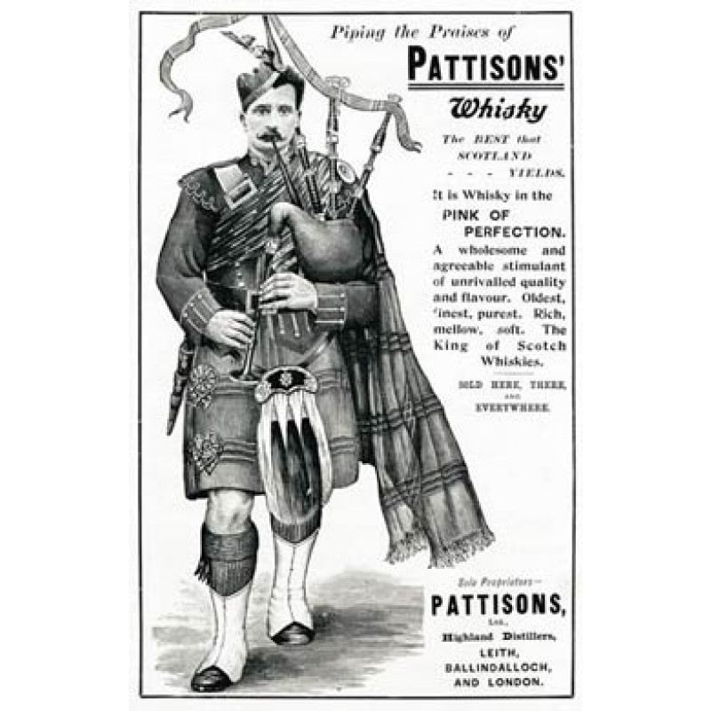 Pattinsons Whisky, Piper