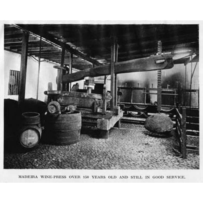 Madeira Wine Press