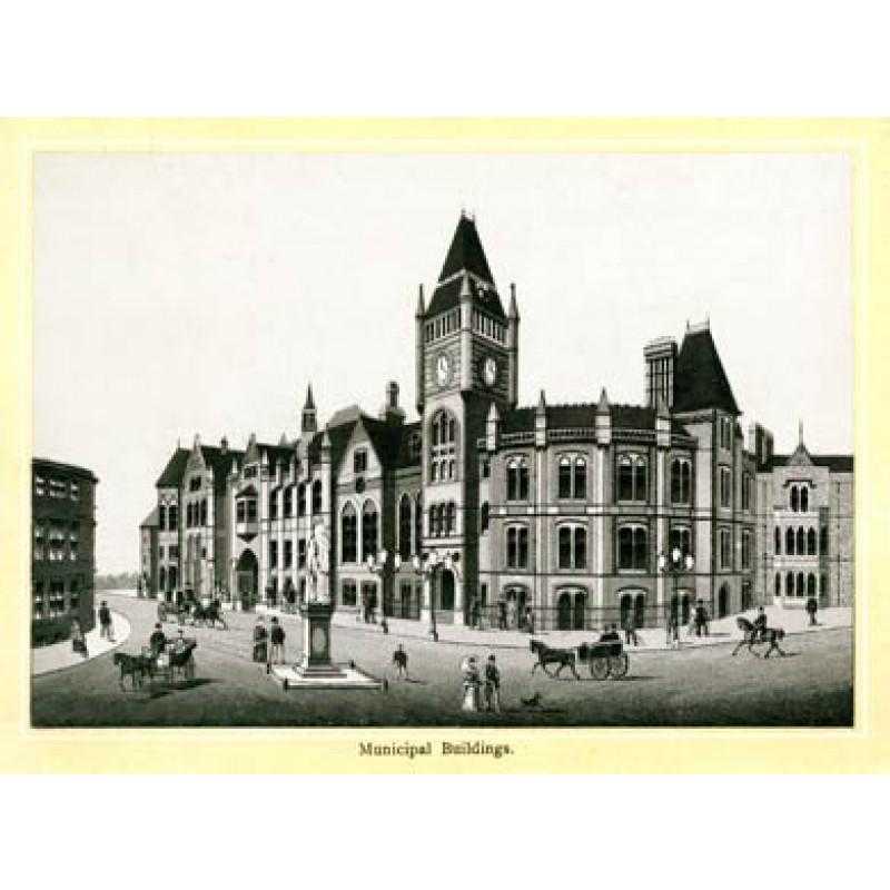 Municipal Buildings, Reading
