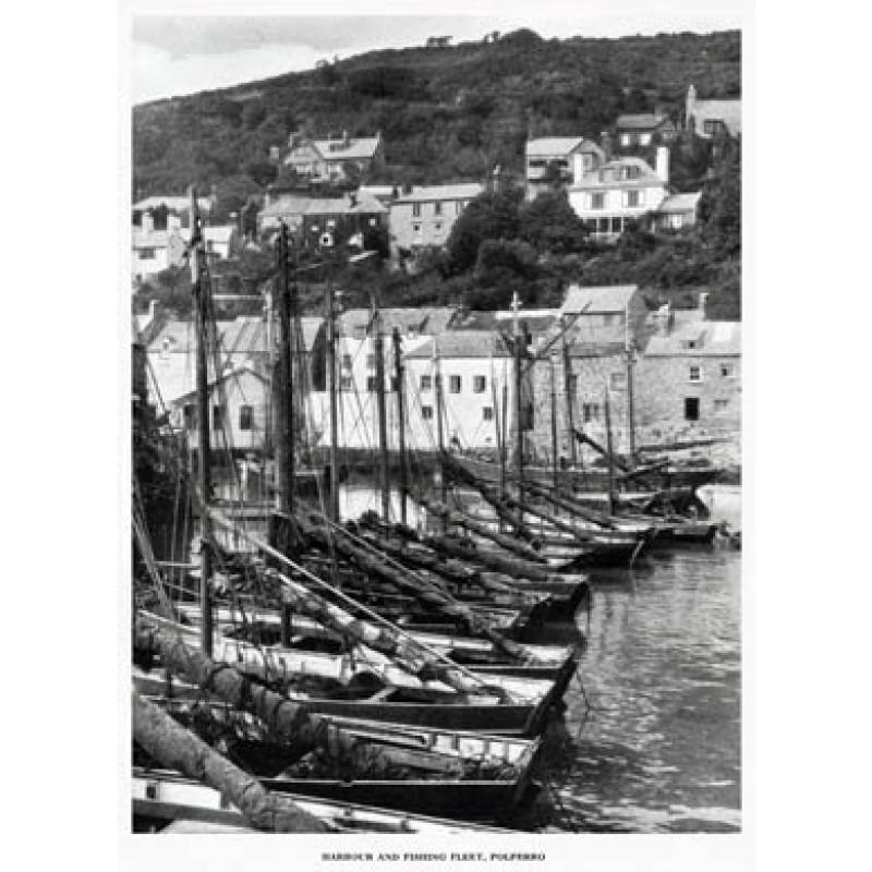 Polperro, Harbour & Fishing Fleet