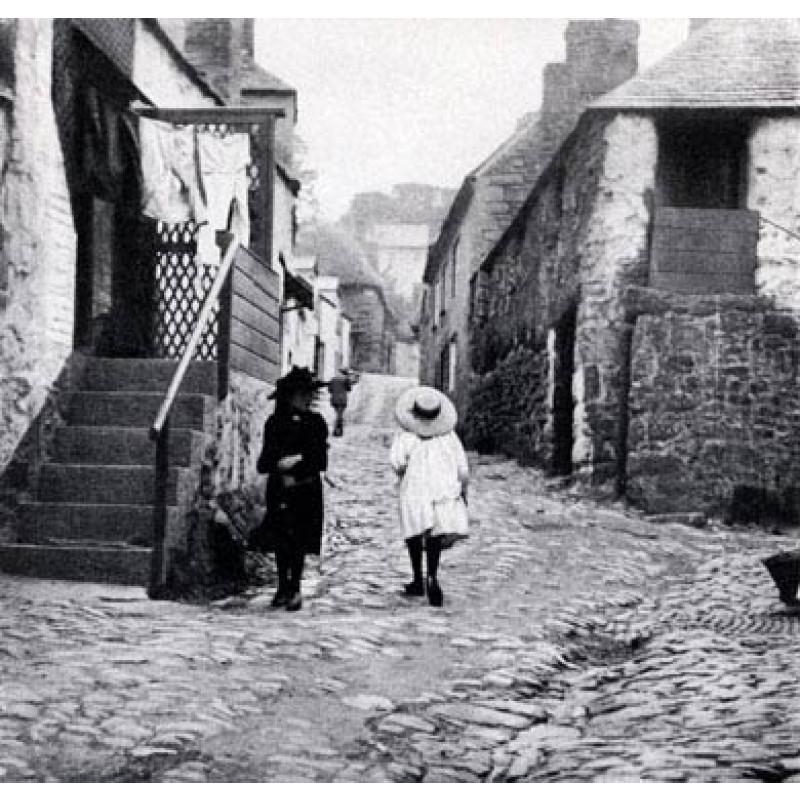 Side Street in Newlyn