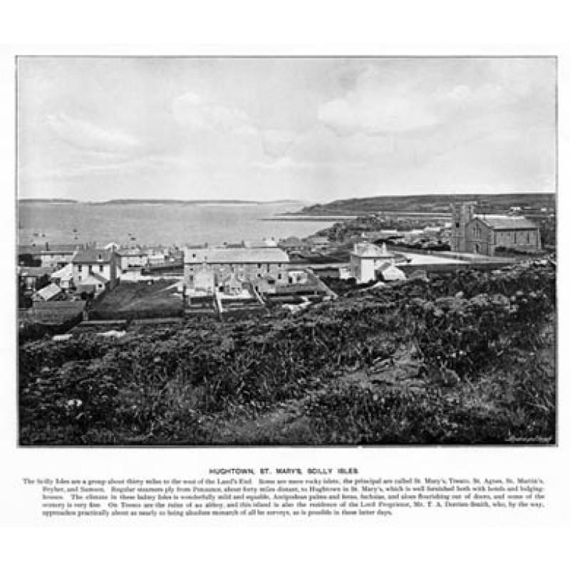 Scilly, Hugh Town, St Marys