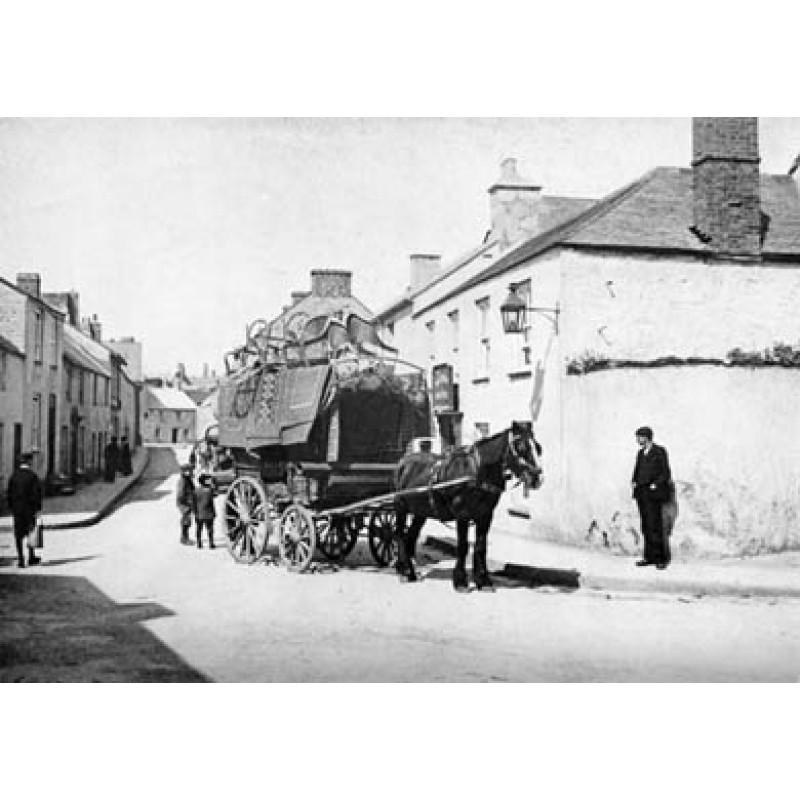 Pedlar, Hugh Street, St Marys