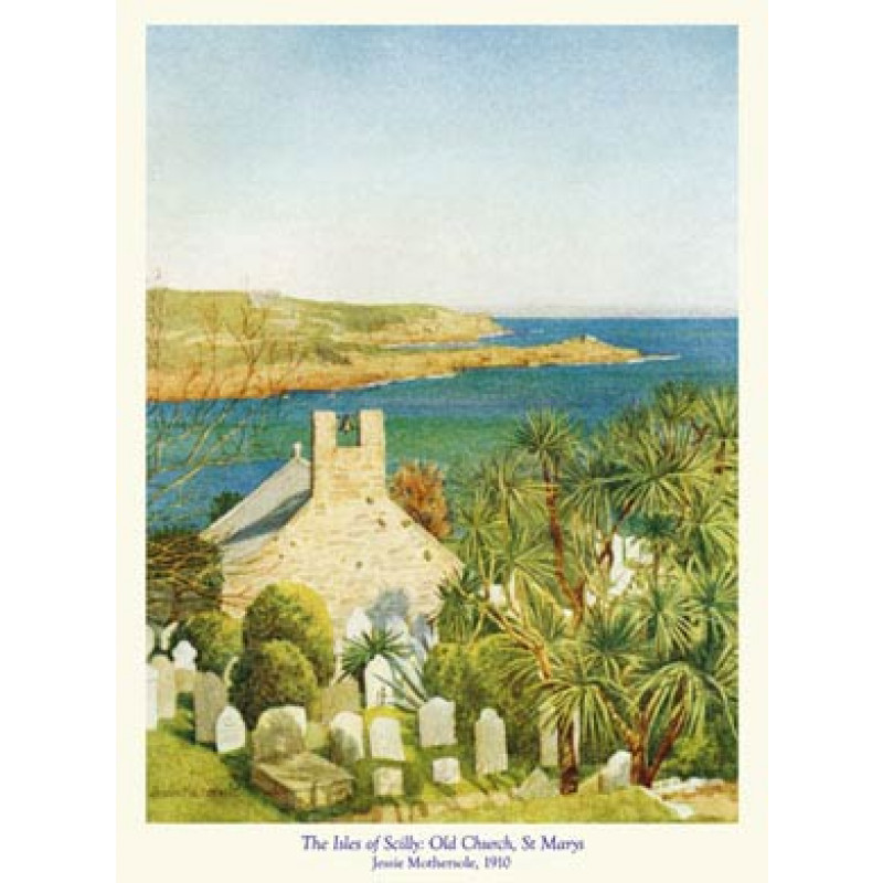Scilly, Old Church, St Marys