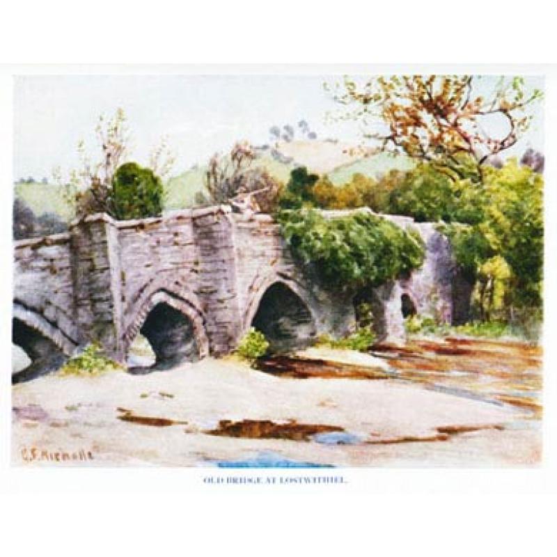 The Old Bridge at Lostwithiel