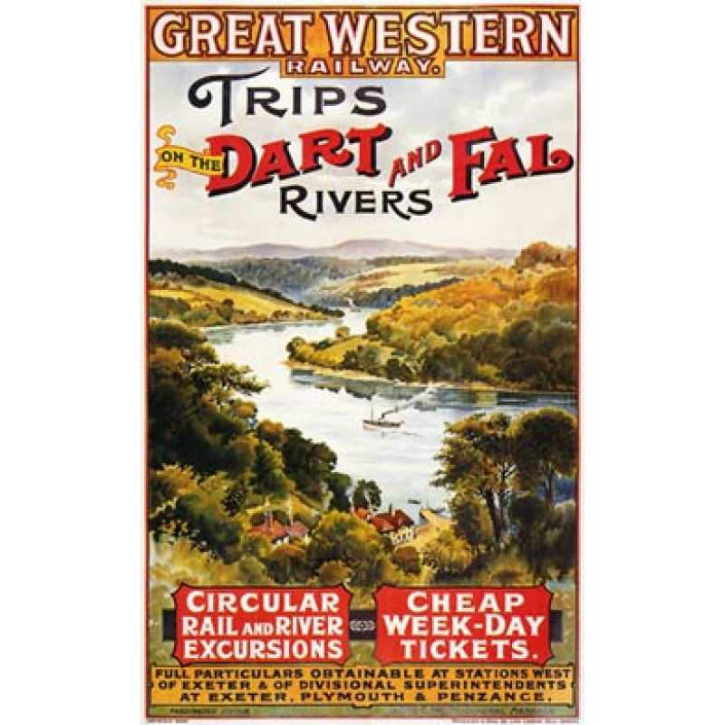 Trips On The Dart and Fal