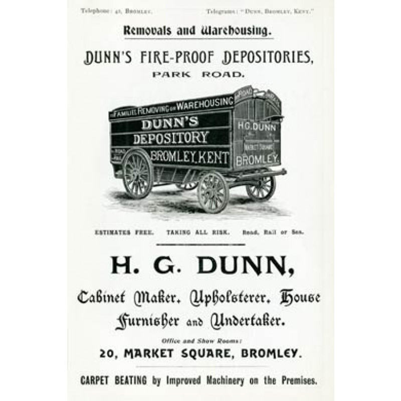Dunns Depository
