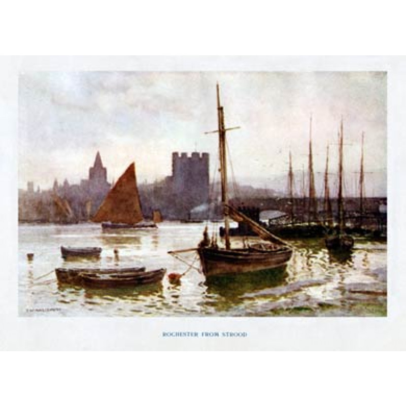 Rochester from Strood