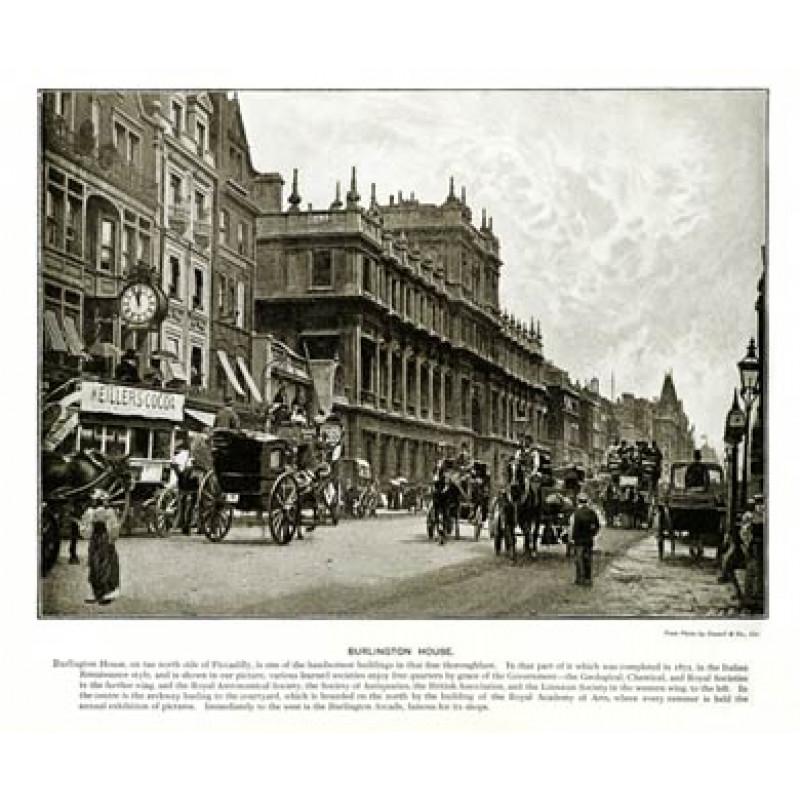 Burlington House, Piccadilly,