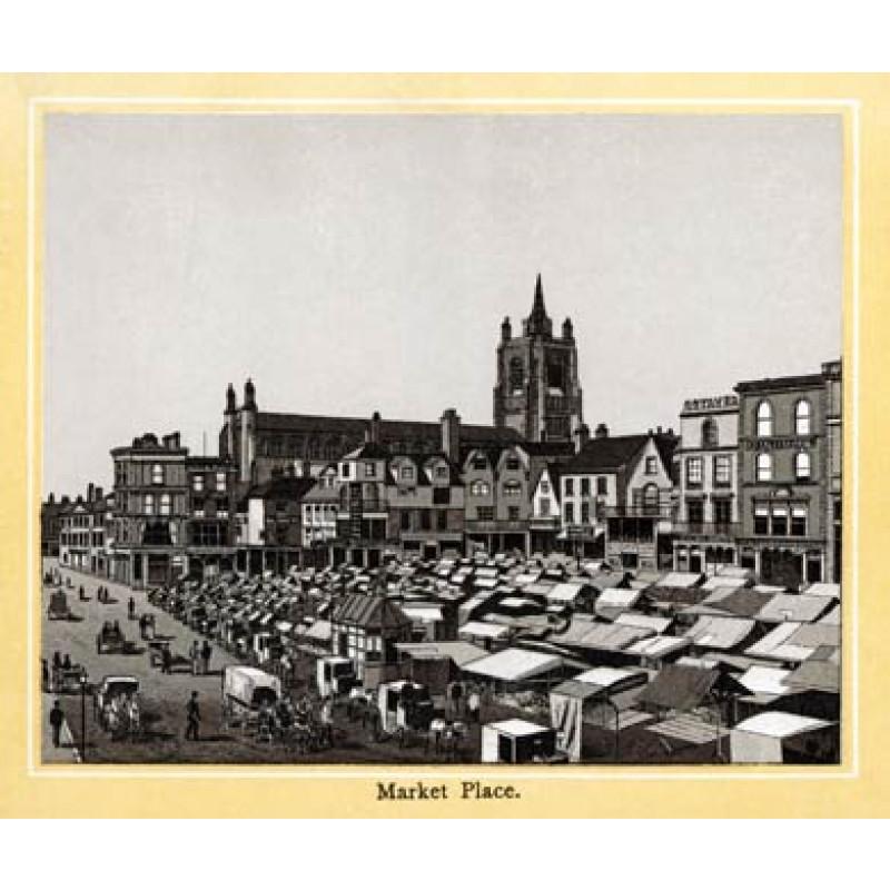 Norwich, Market Place