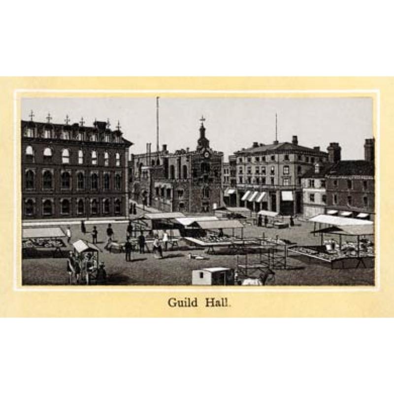Norwich, Guild Hall