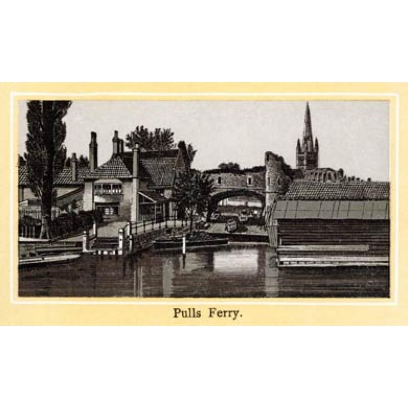 Norwich, Pulls Ferry