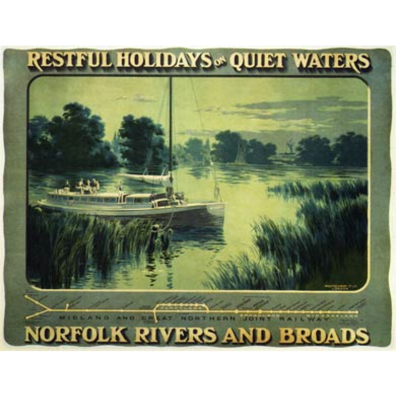 Norfolk Rivers & Broads