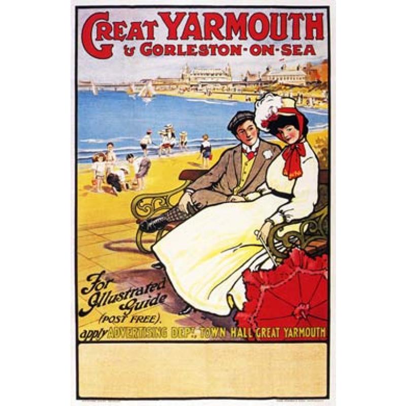Great Yarmouth, 1910