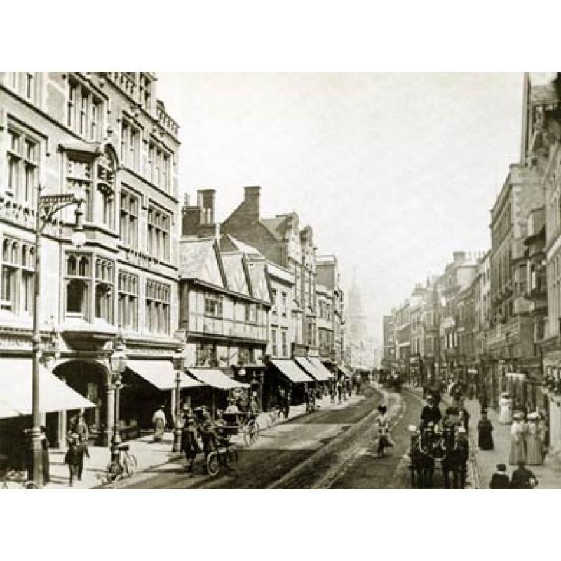 Queen Street, Oxford