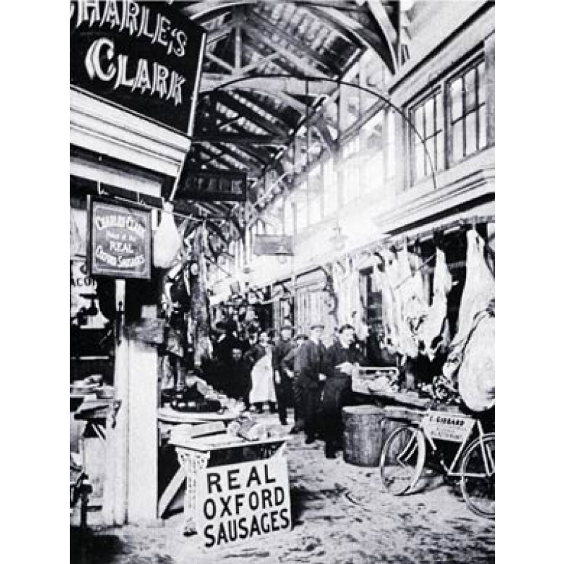 Oxford Covered Market, 1909