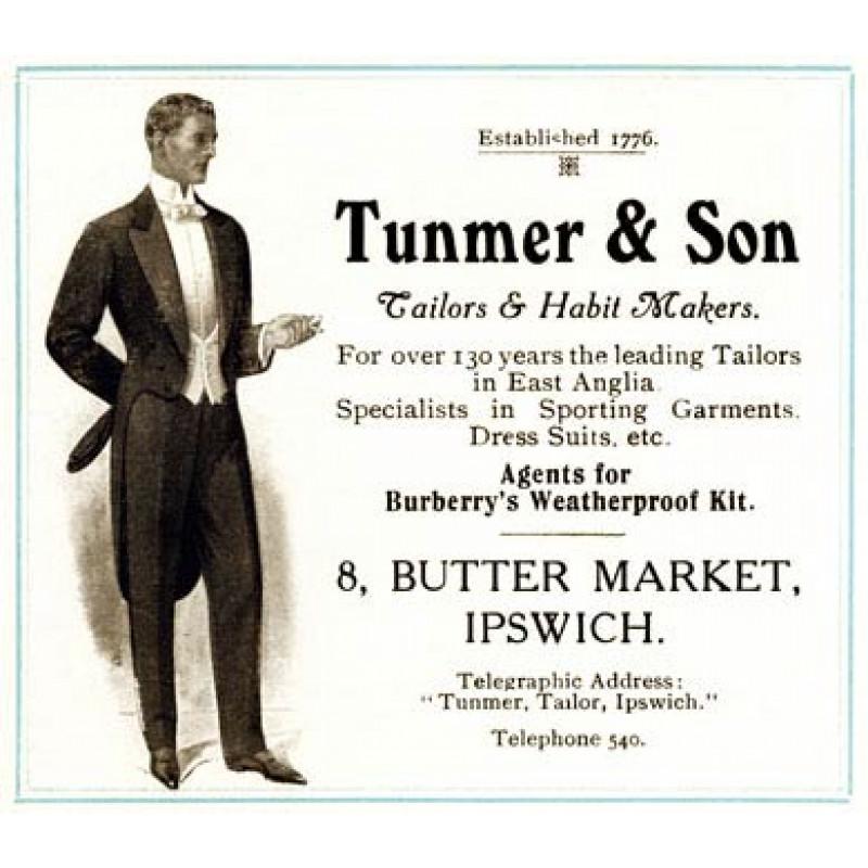 Tunmer Tailors, Ipswich