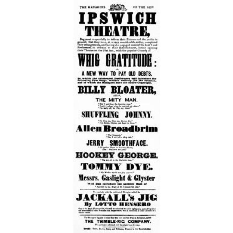 Ipswich Election Bill, 1845