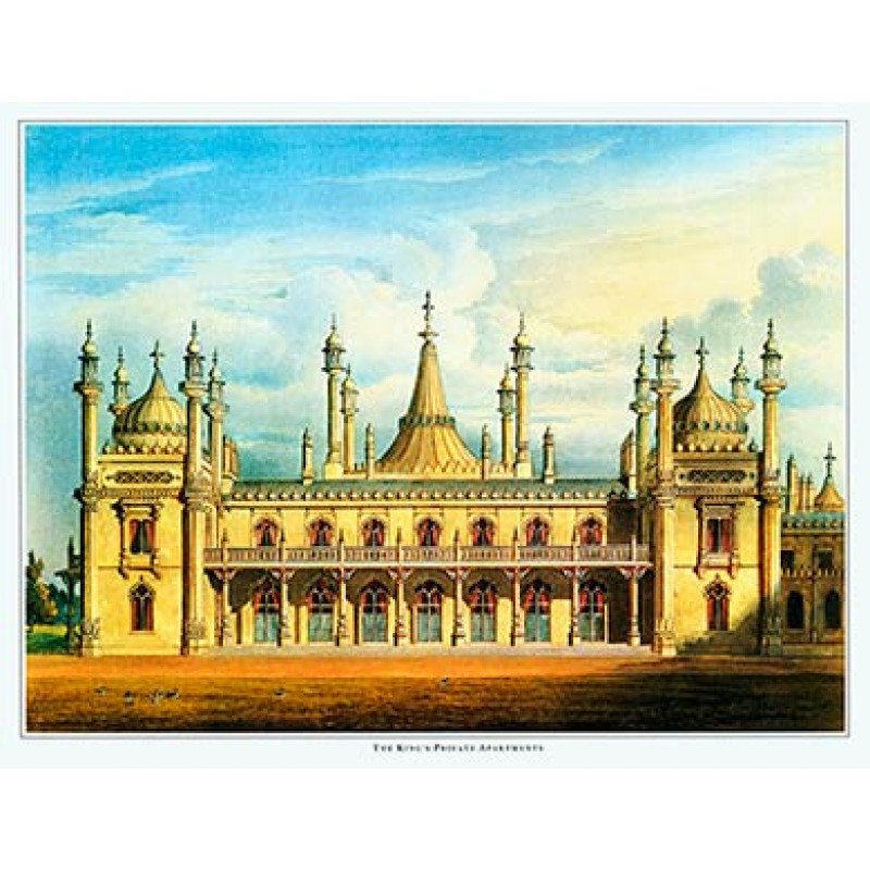 Brighton Royal Pavilion, Kings Private Apartments