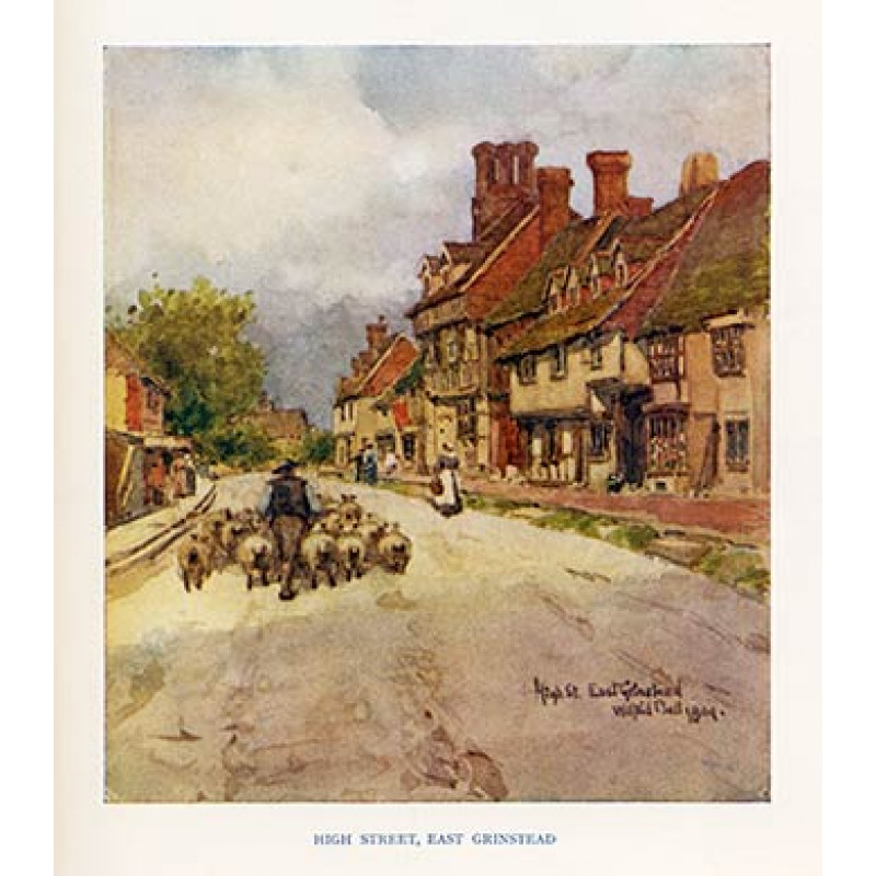 High Street, East Grinstead 1904
