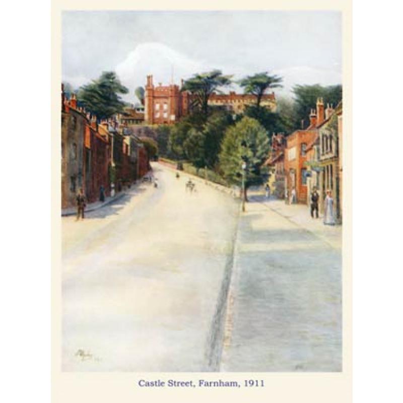 Castle Street, Farnham, 1911